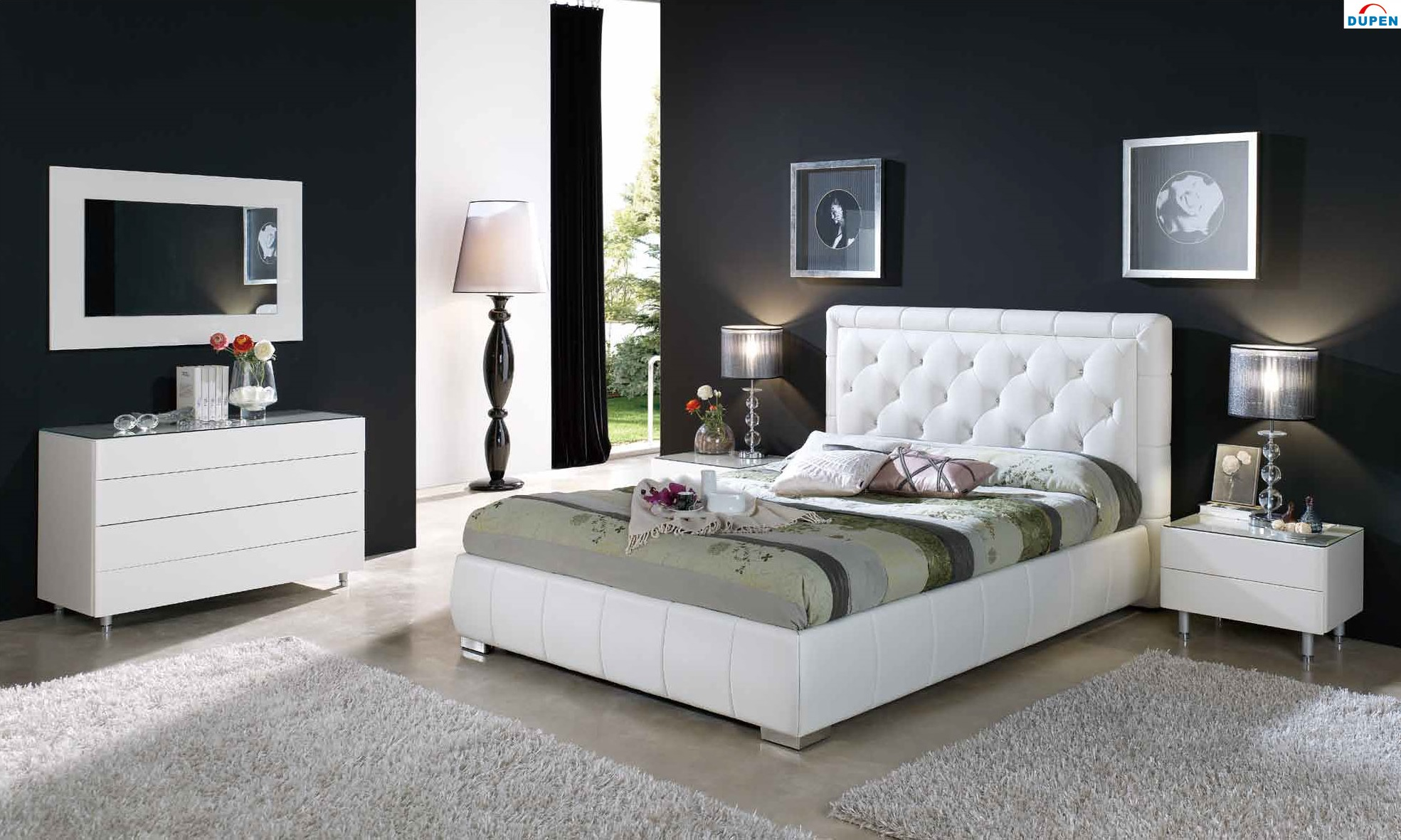 Image of: Contemporary Bedroom Furniture Near Me