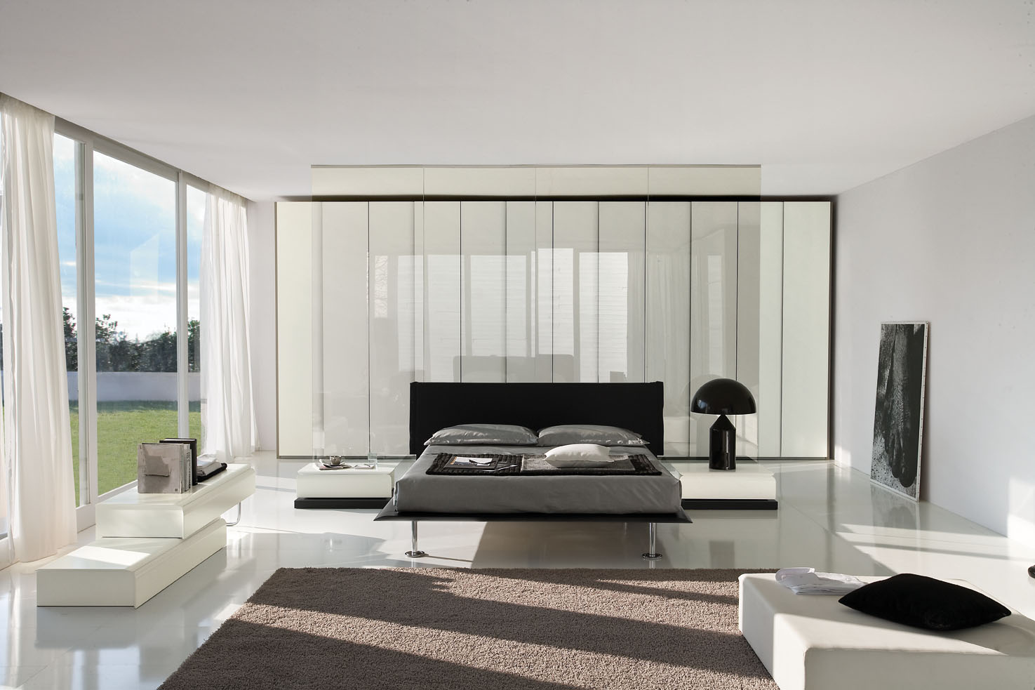 Image of: Contemporary Bedroom Furniture