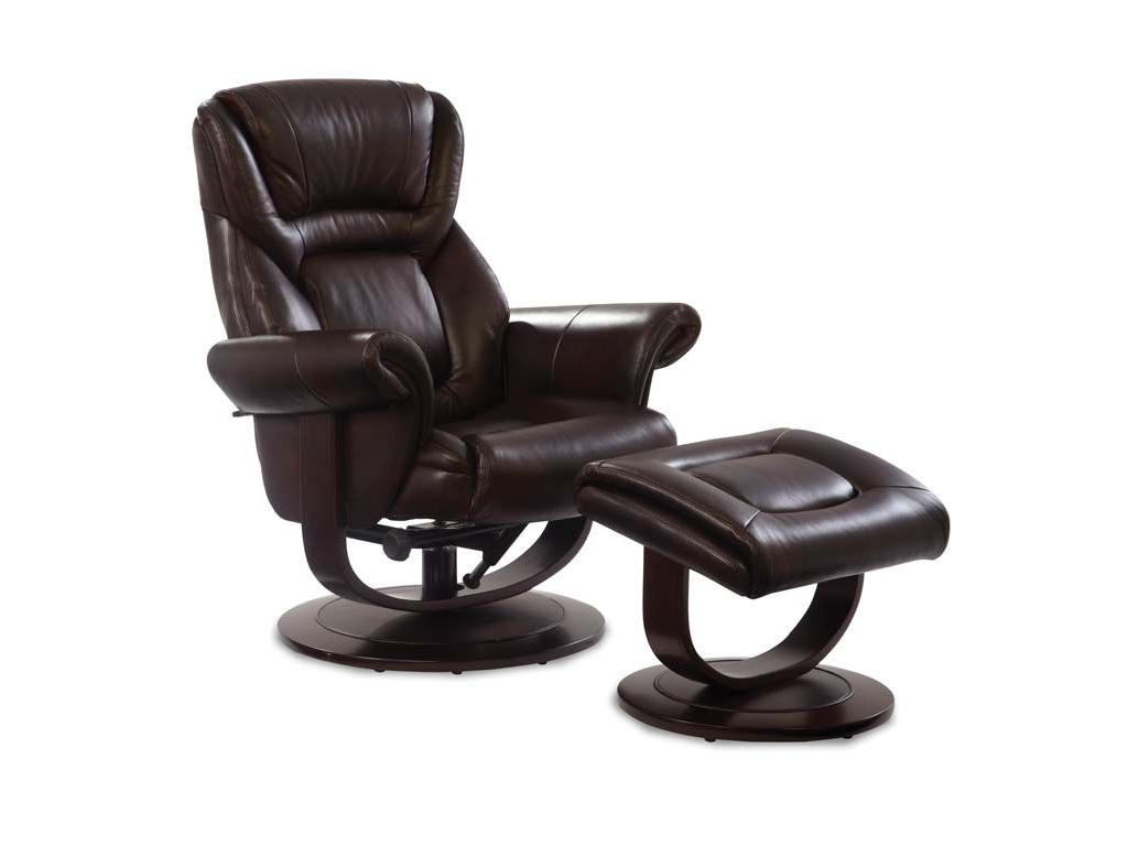 Image of: Contemporary Swivel Lounge Chair