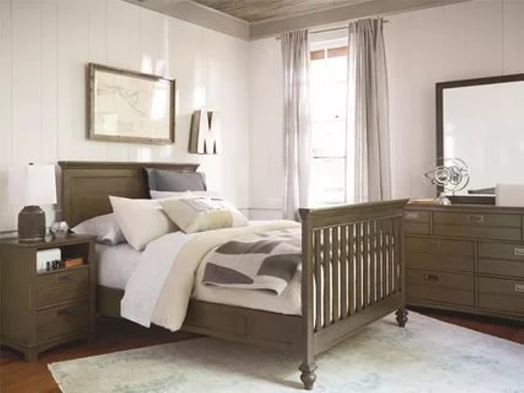 Image of: Cribs That Convert To Twin Size Bed