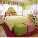 Cute And Cool Teenage Girl Bedroom Decor Ideas