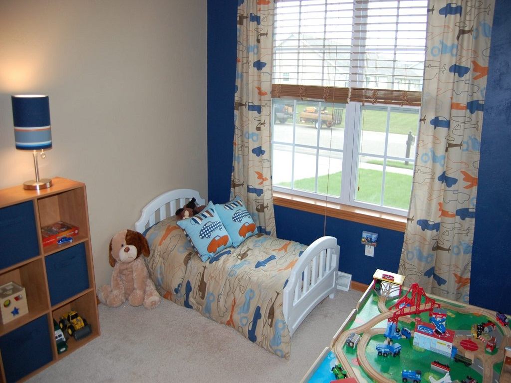 Image of: Cute Toddler Boys Bedroom Ideas