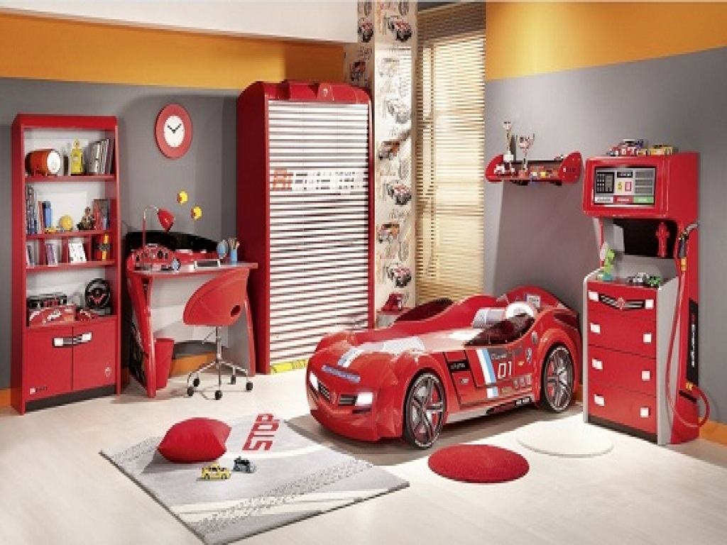 Image of: DIY Toddler Boys Bedroom Ideas