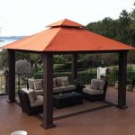 Deck Outdoor Canopy Tent