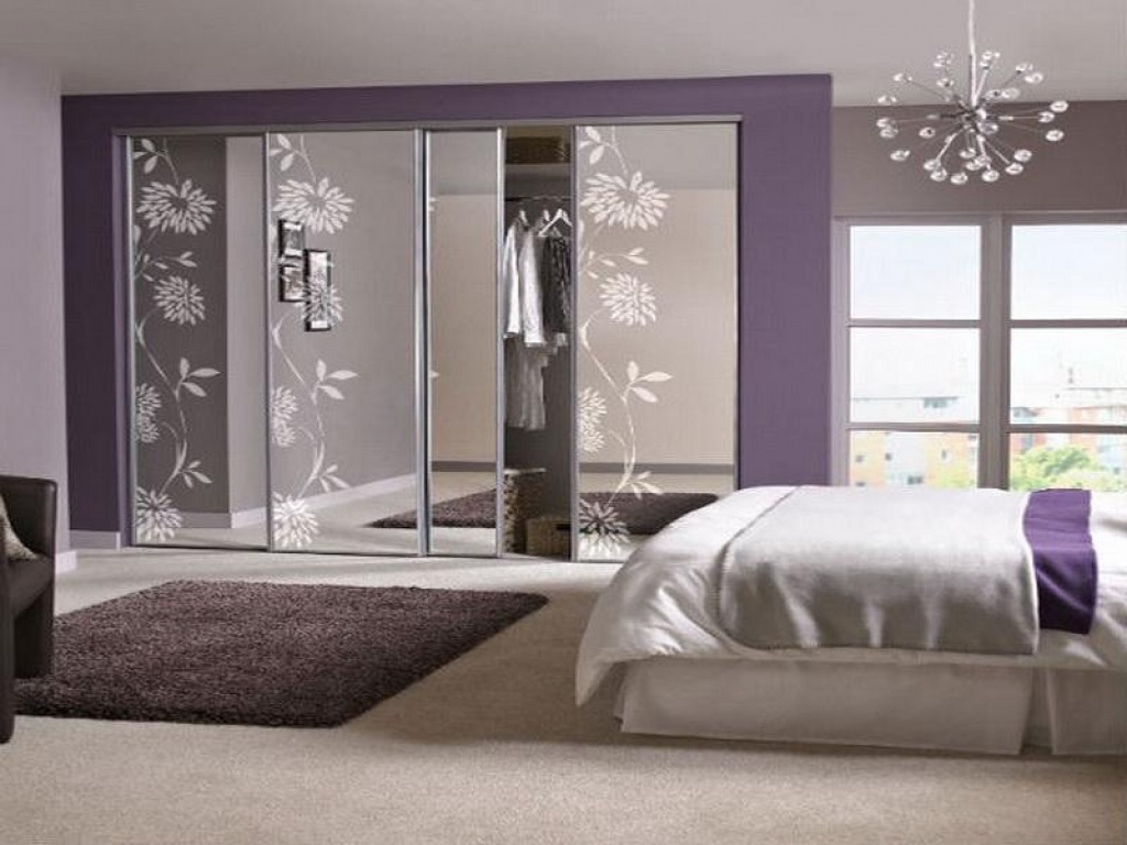 Image of: Decorating Ideas For Bedroom Wall