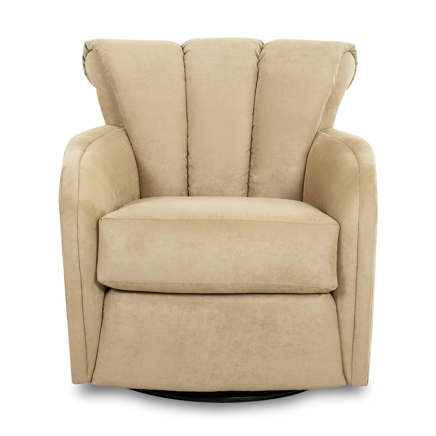 Image of: Design Swivel Accent Chair