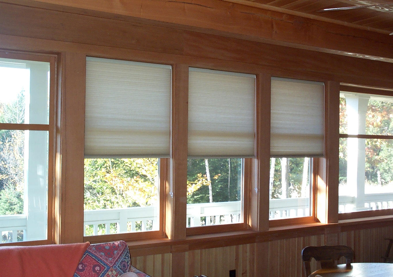 Image of: Design of Outdoor Blinds