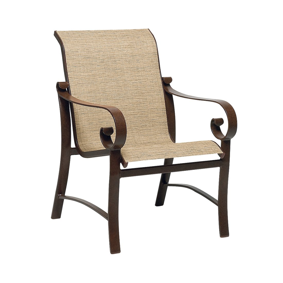 Image of: Design of Patio Sling Chairs