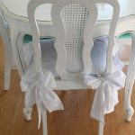Dining Chair Cushions with Ties Style