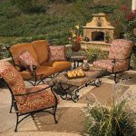 Dining Wrought Iron Patio Furniture Sets