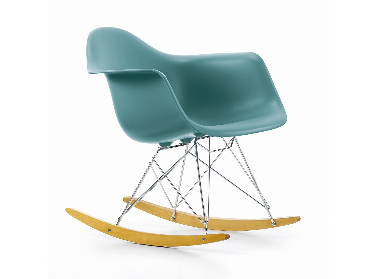 Image of: Eames Rocking Chair Design