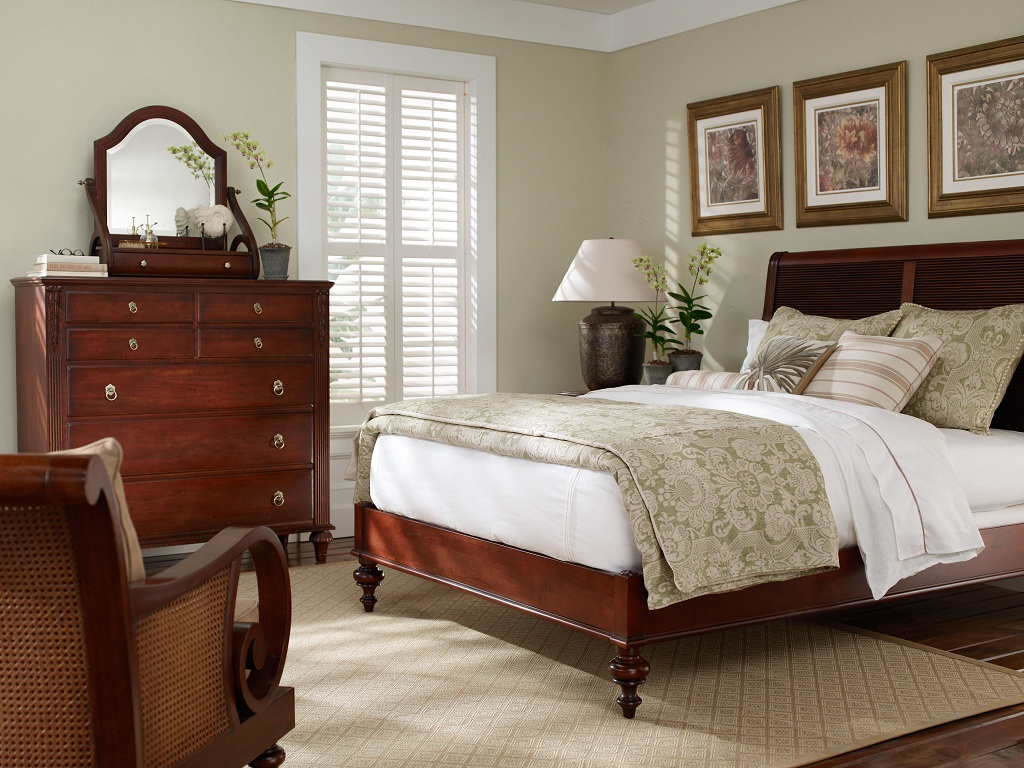 Image of: Elegant Ethan Allen Bedroom Sets