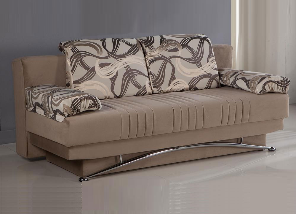 Image of: Excellent Futon Sleeper Chair