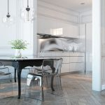 Exellent Lucite Dining Chairs