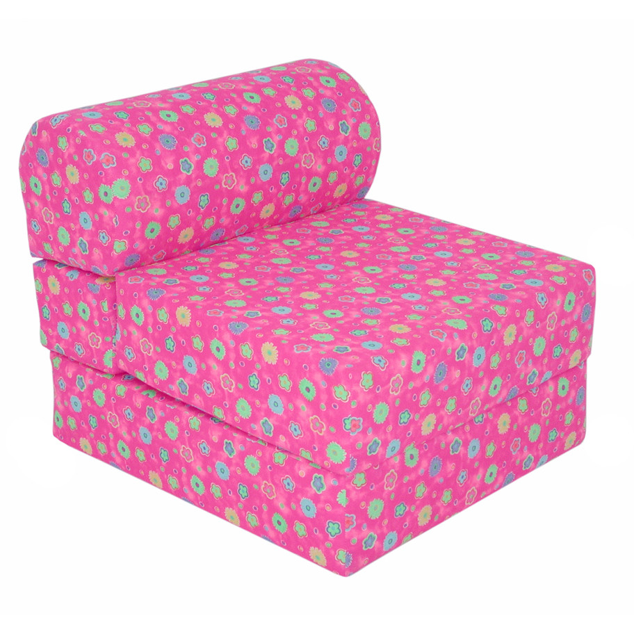 Image of: Fantasy Sleeper Chair Folding Foam Bed
