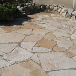 Flagstone Patio Color