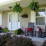 Front Porch Rocking Chairs Design