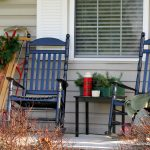 Front Porch Rocking Chairs Ideas