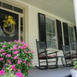 Front Porch Rocking Chairs Style
