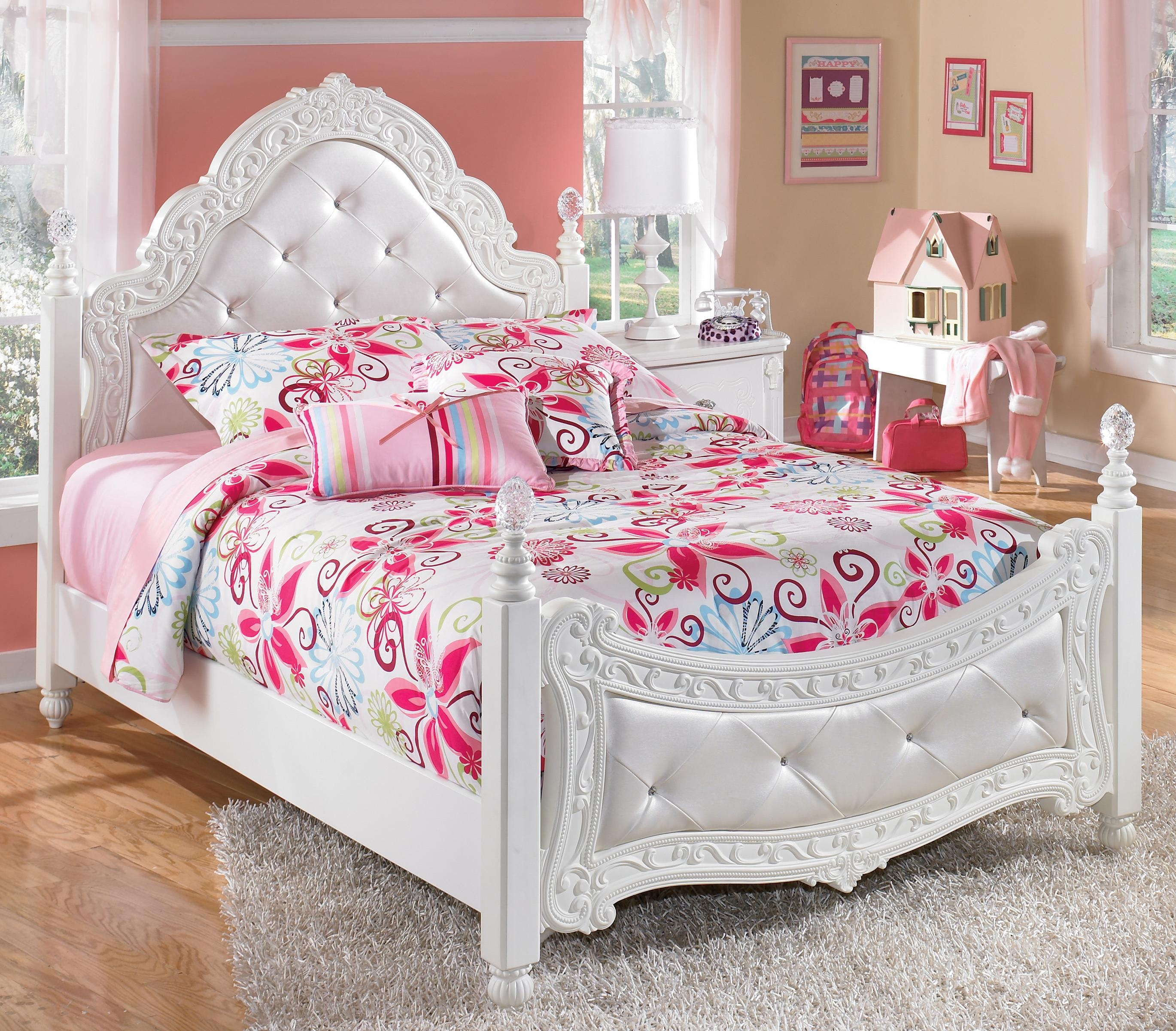 Image of: Girl Bed Sets For Cheap