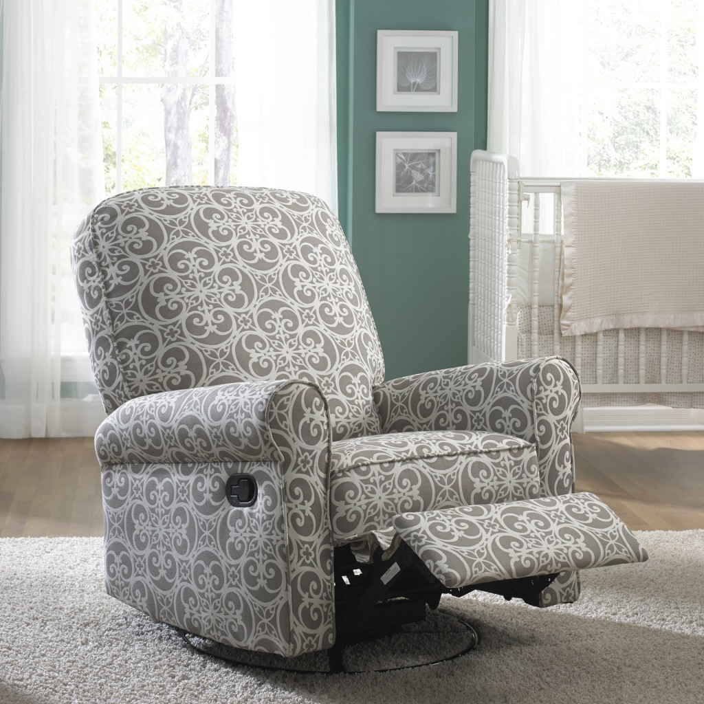 Image of: Glider Recliner Chair Model