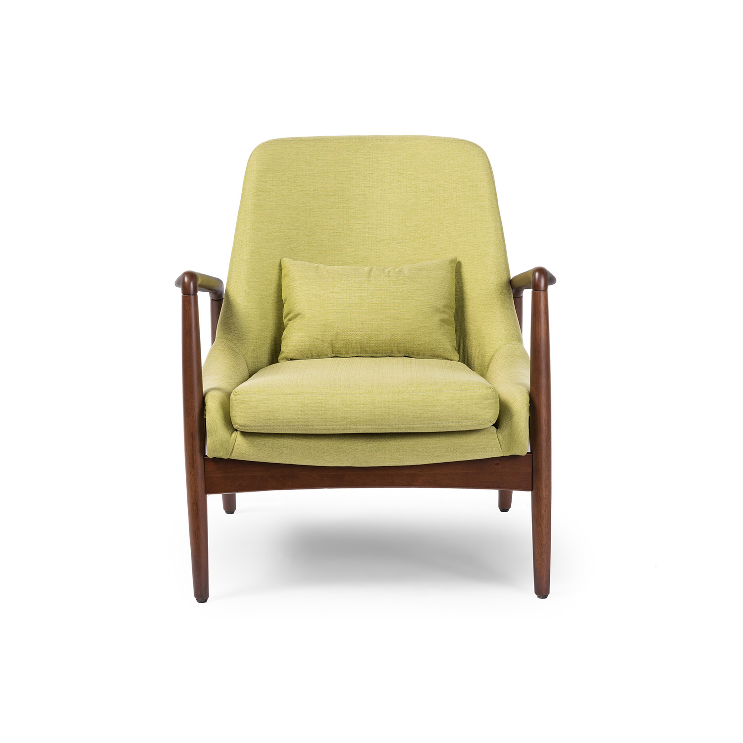 Image of: Good Mid Century Modern Lounge Chair