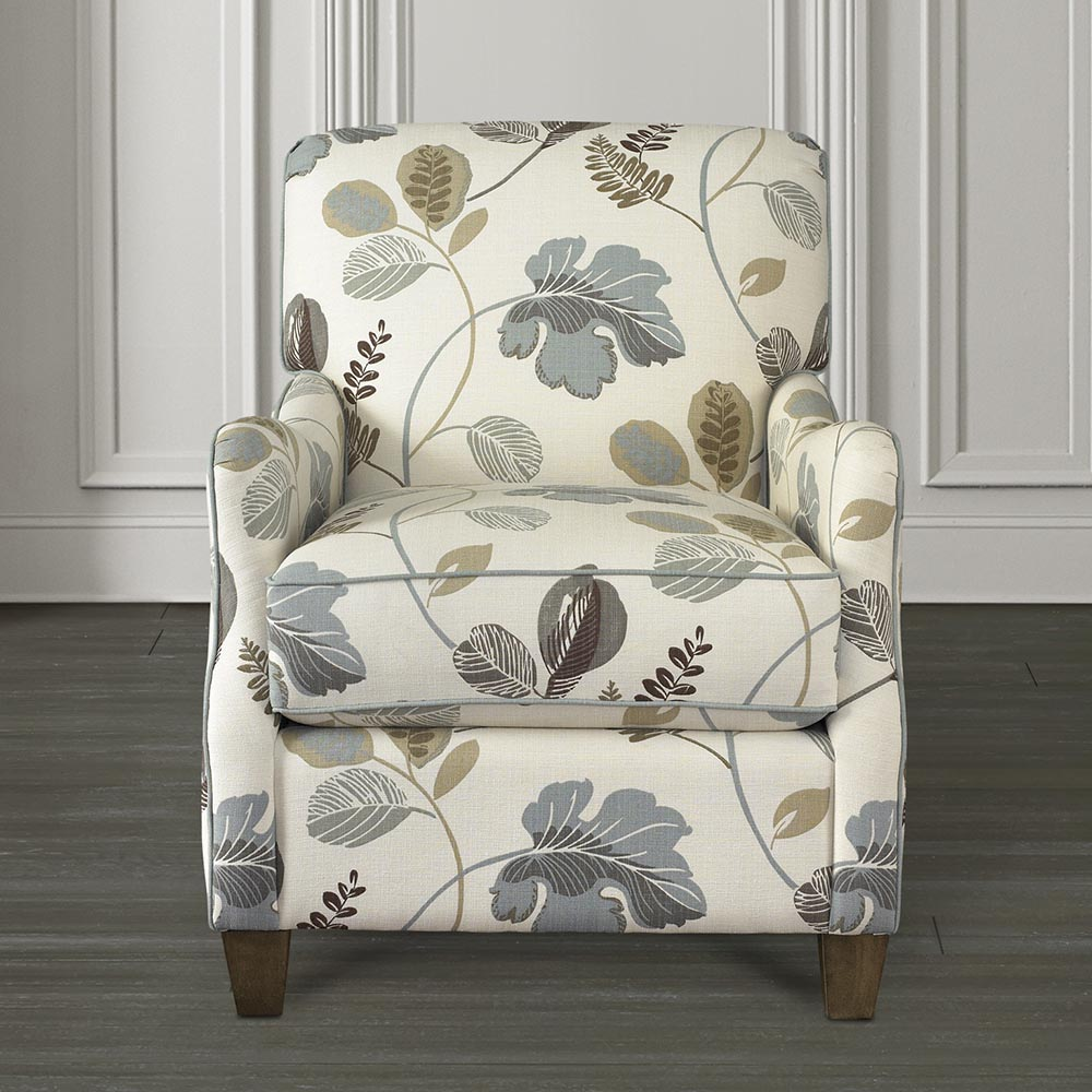 Image of: Good Patterned Accent Chairs