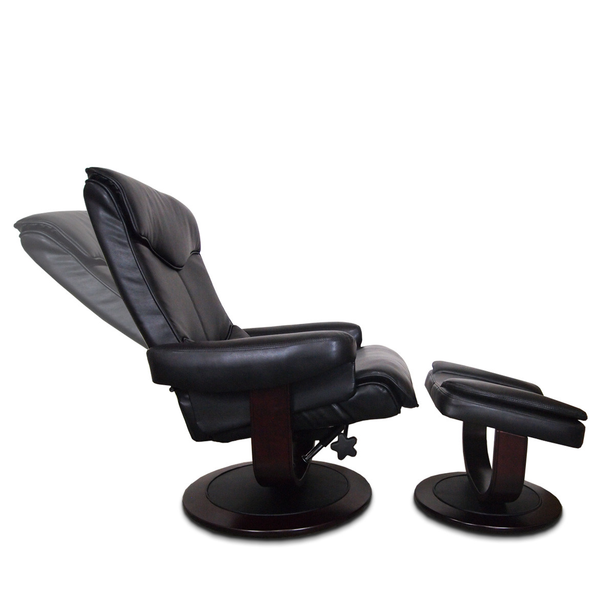 Image of: Good Reclining Office Chair With Footrest
