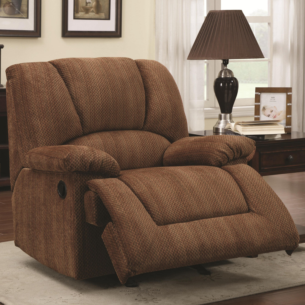 Image of: Good Rocking Recliner Chair