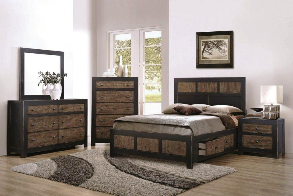 Good Rustic Bedroom Sets King