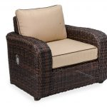 High Back Reclining Patio Chair