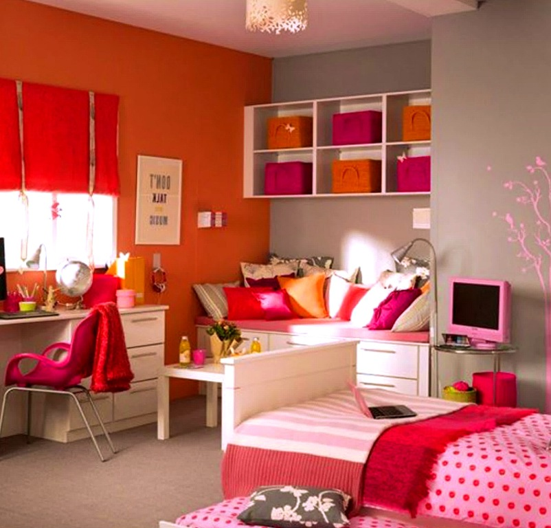 Image of: Ideas For Teenage Girl Bedrooms With Pictures