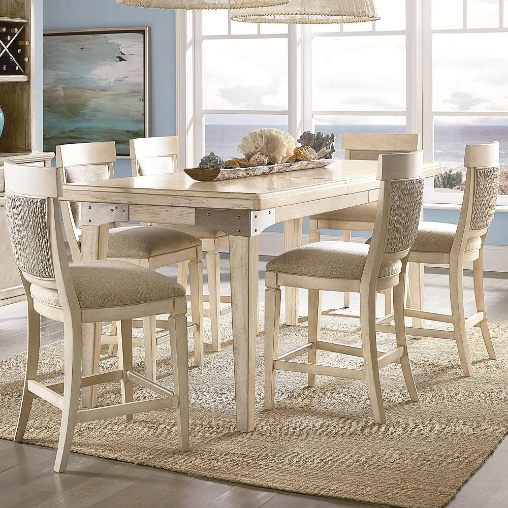 Image of: Ideas Seagrass Dining Chairs