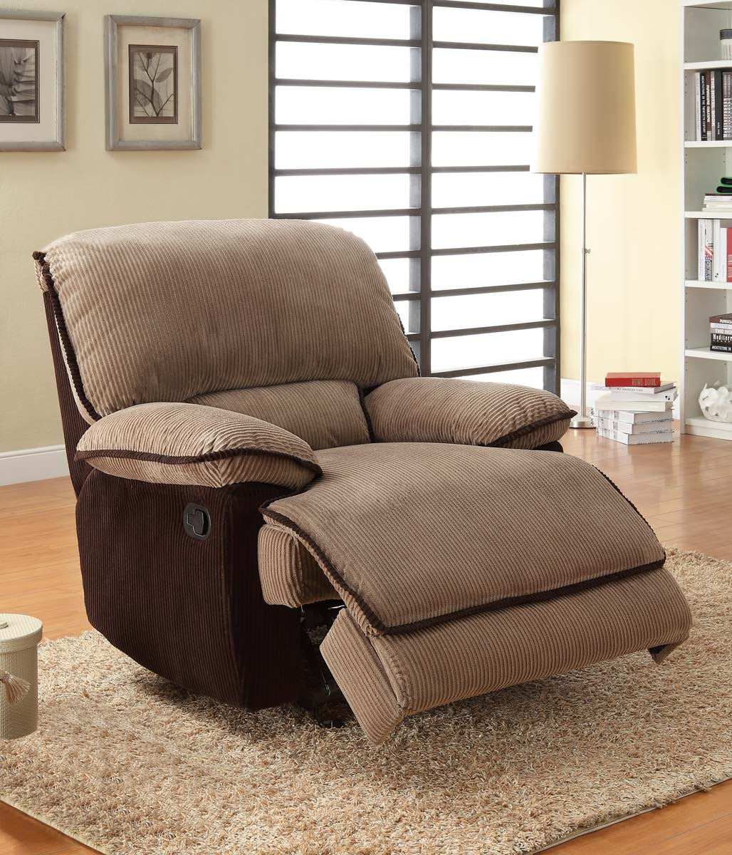 Image of: Images of Glider Recliner Chair