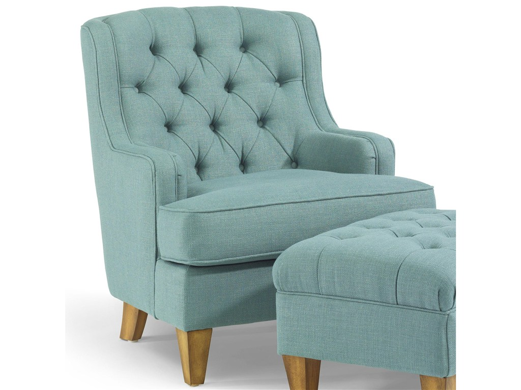 Image of: Images of Tufted Accent Chair