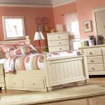 Kids Girls Twin Bedroom Set