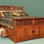 King Bed With Storage Drawers Canada