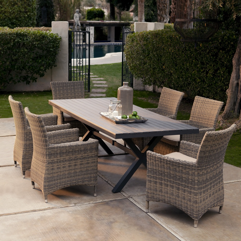 Image of: Layout Seagrass Dining Chairs