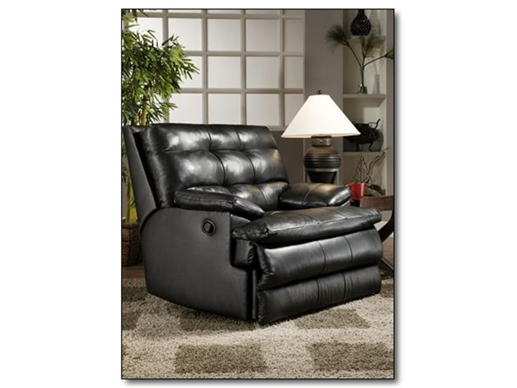 Image of: Best Leather Chair and a Half Recliner