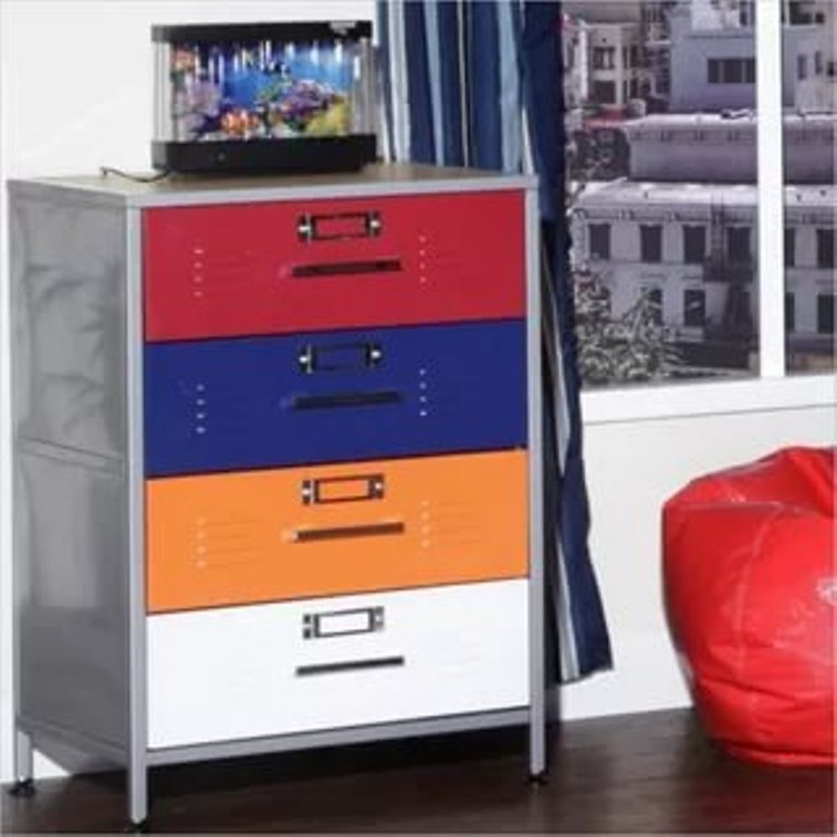 Image of: Locker Bedroom Furniture