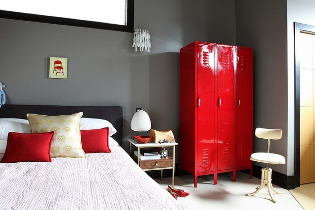 Image of: Locker Like Bedroom Furniture