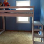 Loft Bed With Stairs Kit