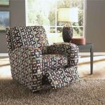 Lovely Reclining Accent Chair