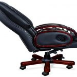 Design of Reclining Office Chair With Footrest