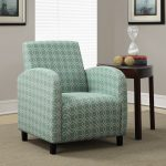 Luxury Reclining Accent Chair
