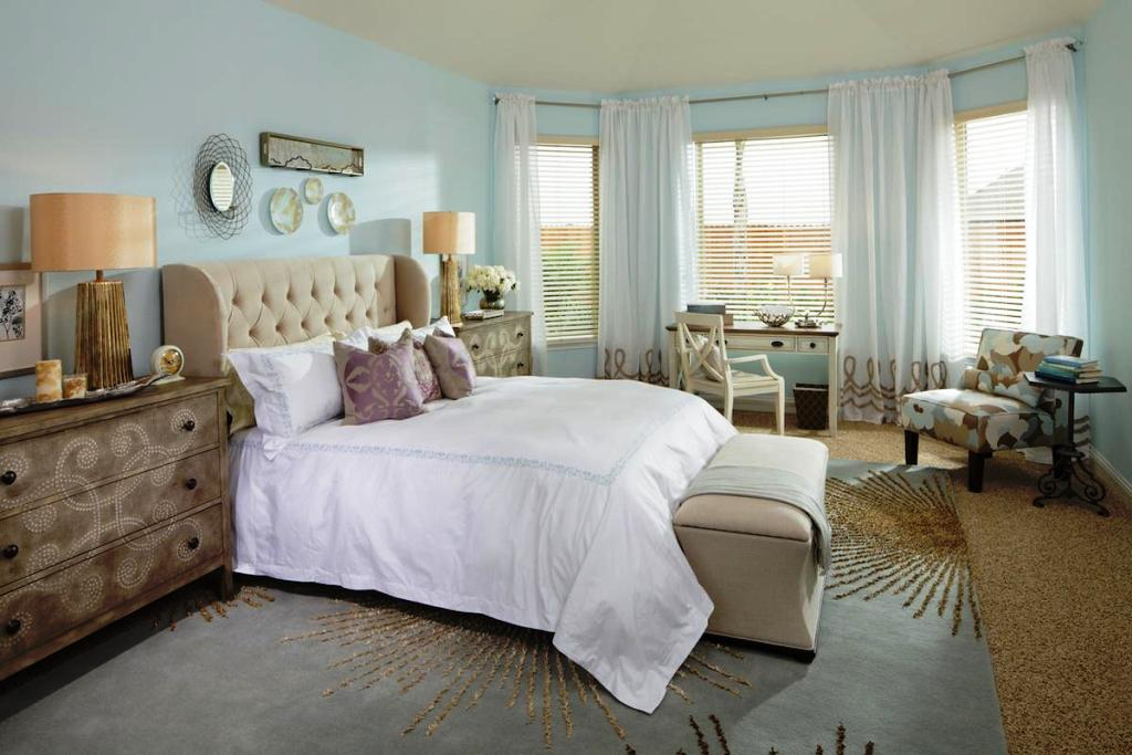Image of: Master Bedroom Decorating Ideas 2018