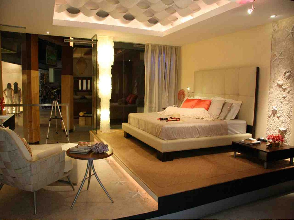 Image of: Master Bedroom Design Ideas On a Budget
