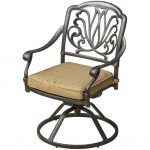 Metal Swivel Rocker Patio Chairs