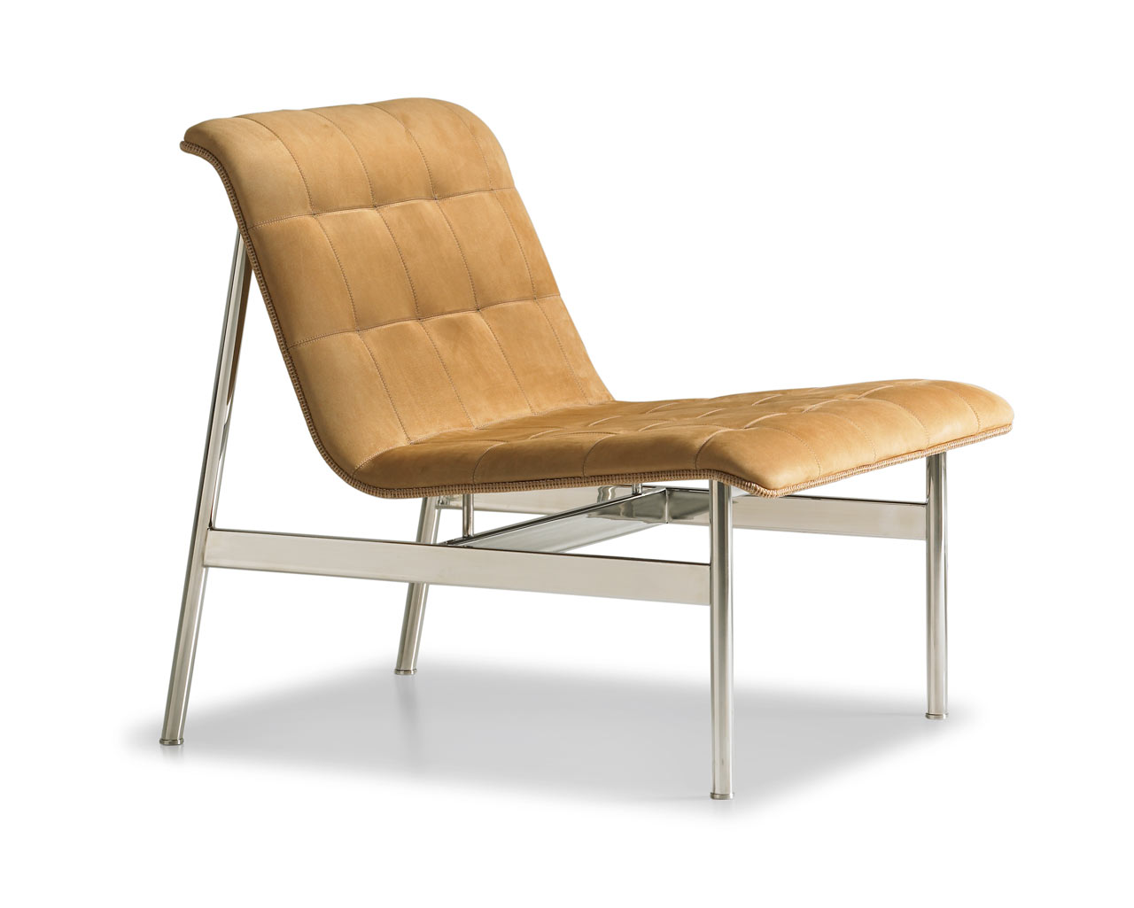 Image of: Mid Century Lounge Chair Image