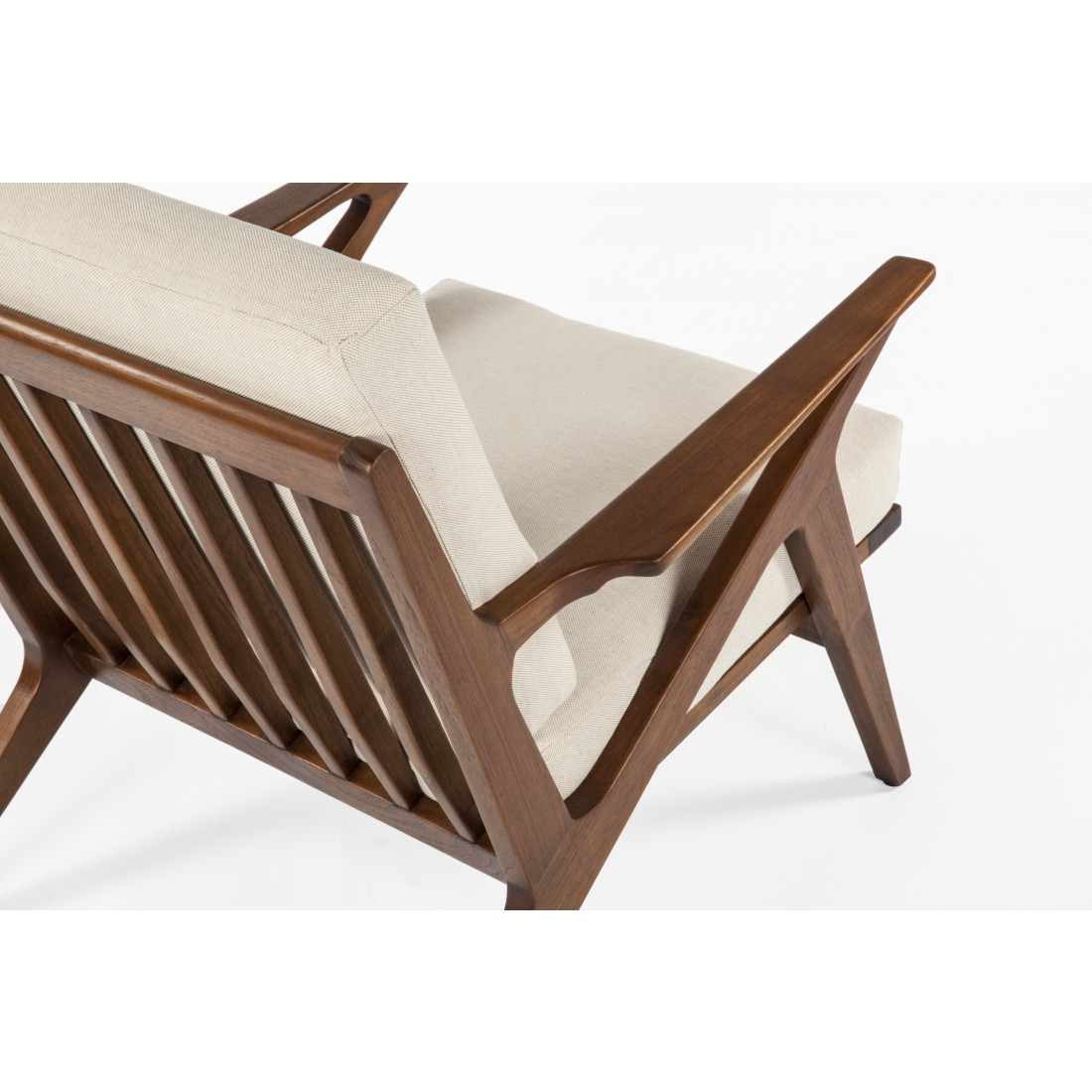 Image of: Mid Century Lounge Chair Model